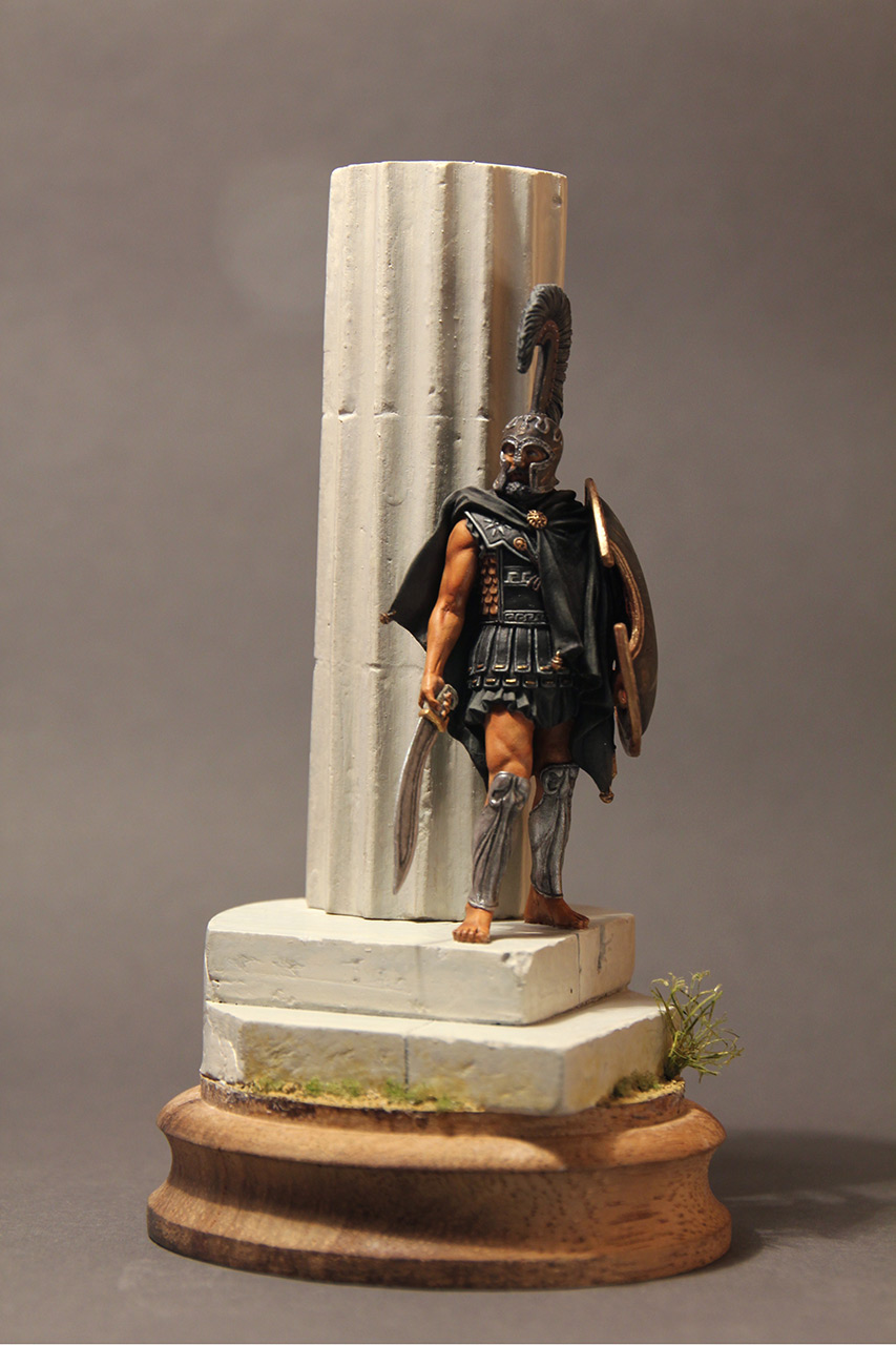 Figures: Warrior of the Death. Thespian hoplite, photo #1