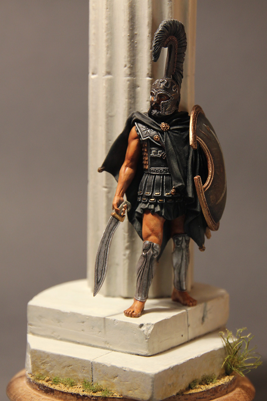Figures: Warrior of the Death. Thespian hoplite, photo #10