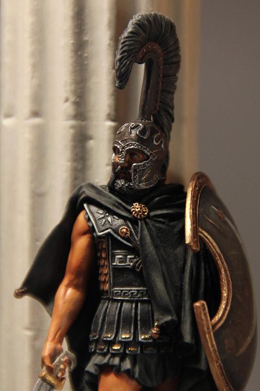 Figures: Warrior of the Death. Thespian hoplite, photo #11