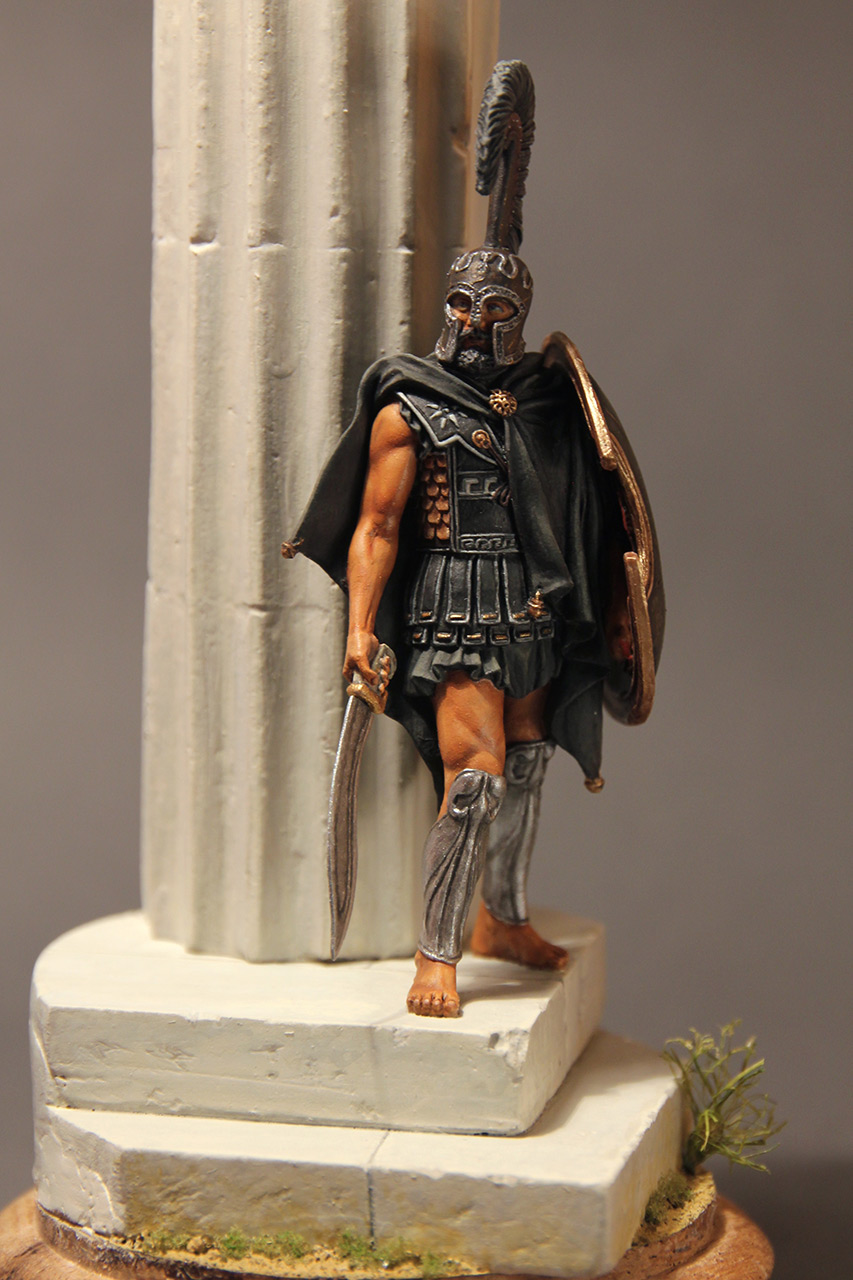 Figures: Warrior of the Death. Thespian hoplite, photo #12