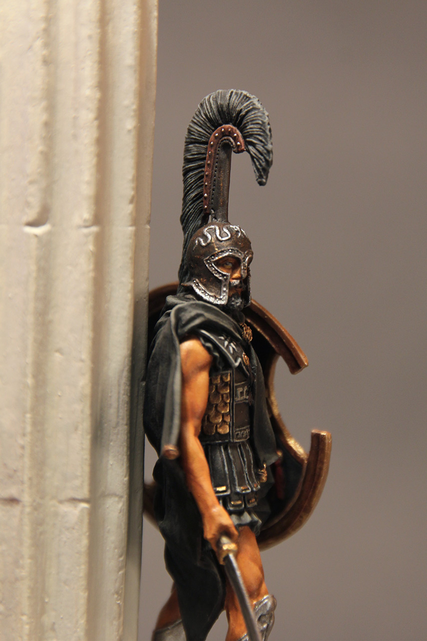 Figures: Warrior of the Death. Thespian hoplite, photo #5
