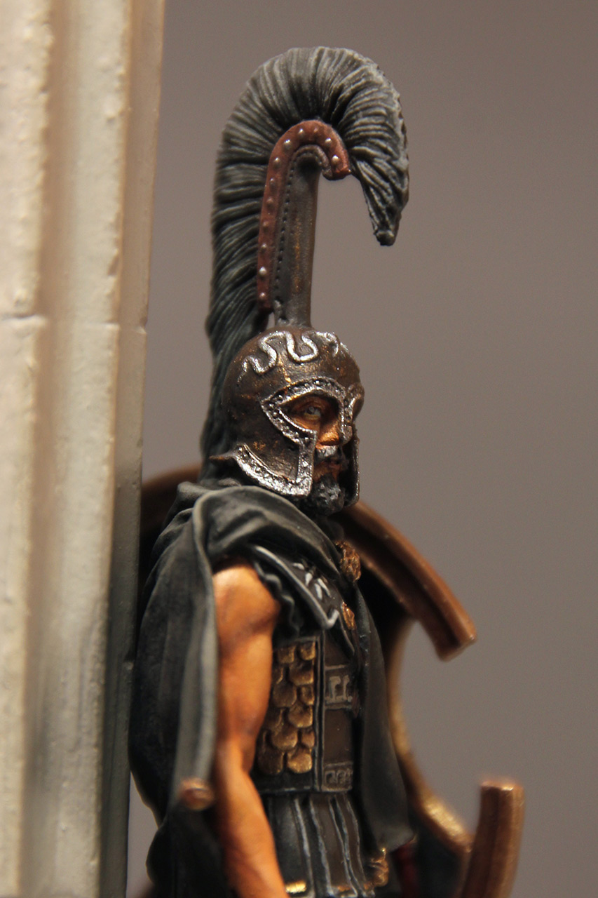 Figures: Warrior of the Death. Thespian hoplite, photo #6