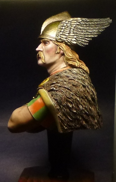 Figures: Gallic warrior, photo #3