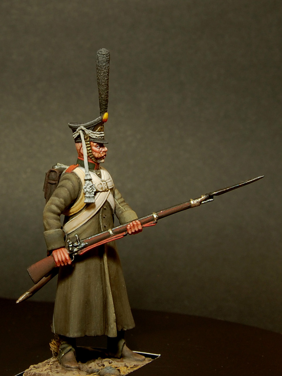 Figures: Soldier, Izmaylovsky regt., 1813, photo #2