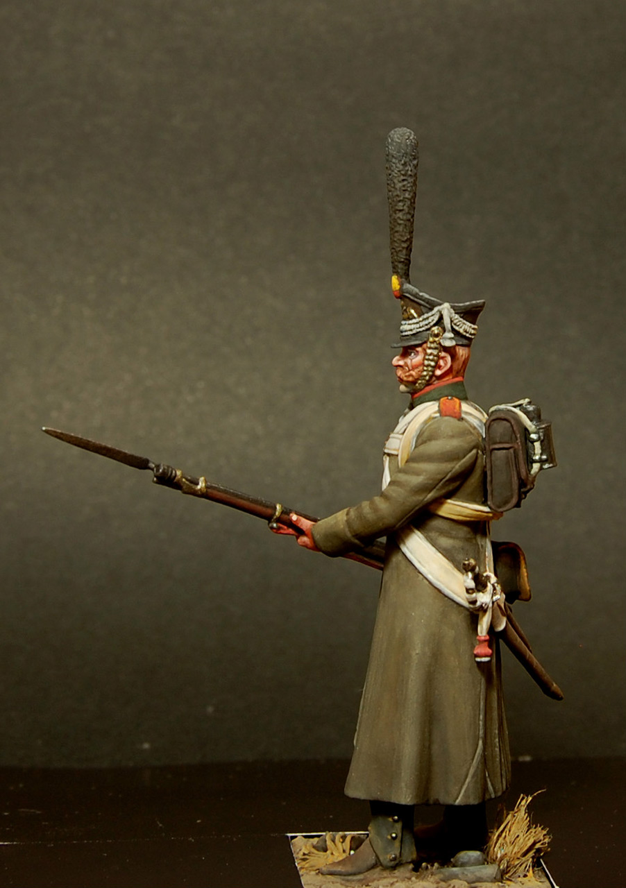 Figures: Soldier, Izmaylovsky regt., 1813, photo #6