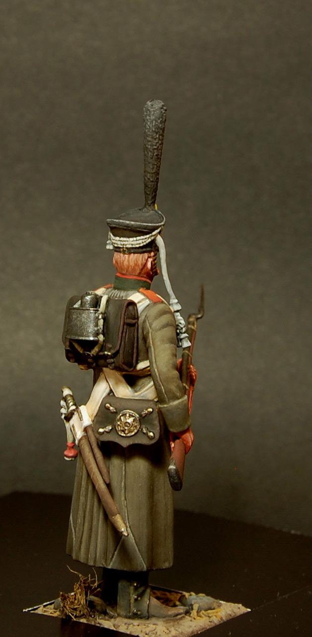 Figures: Soldier, Izmaylovsky regt., 1813, photo #8