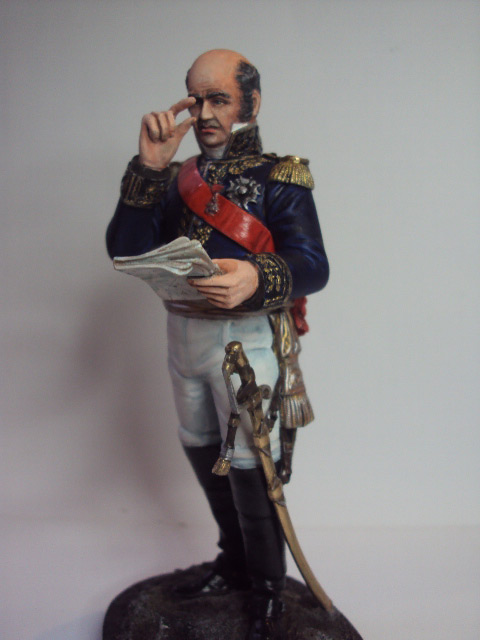 Figures: Marshal Davout, photo #1