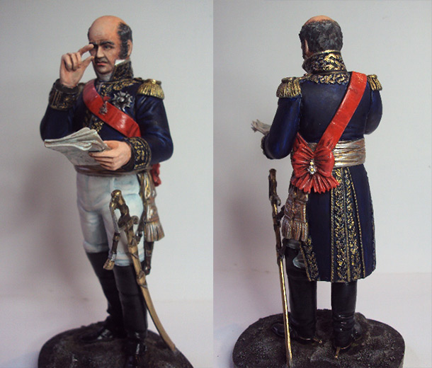 Figures: Marshal Davout