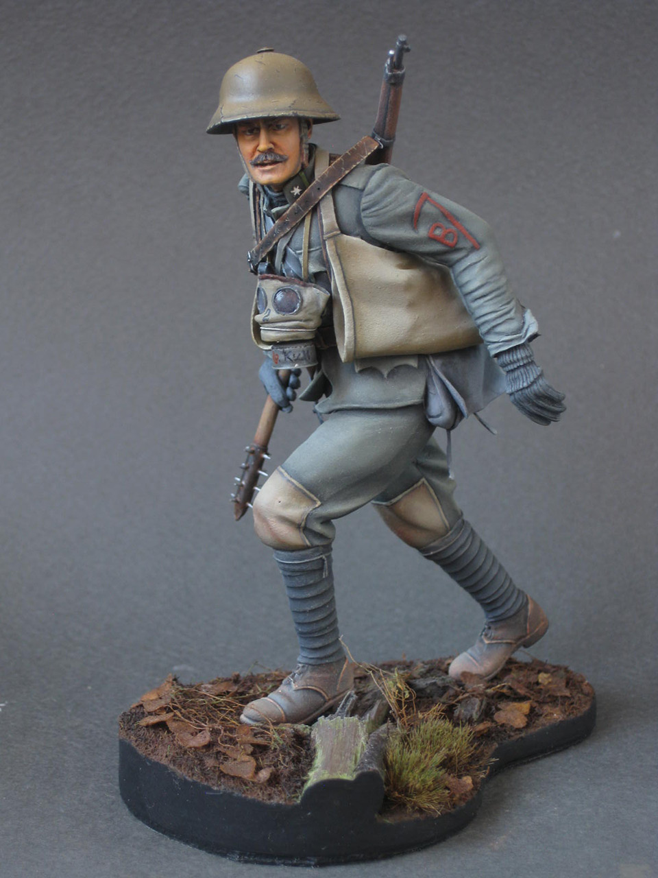 Figures: Austrian - Hungarian stormtrooper, 1917, photo #11
