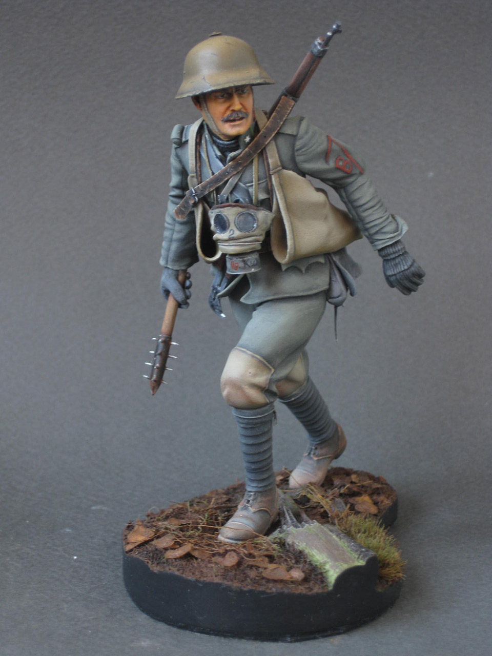 Figures: Austrian - Hungarian stormtrooper, 1917, photo #3