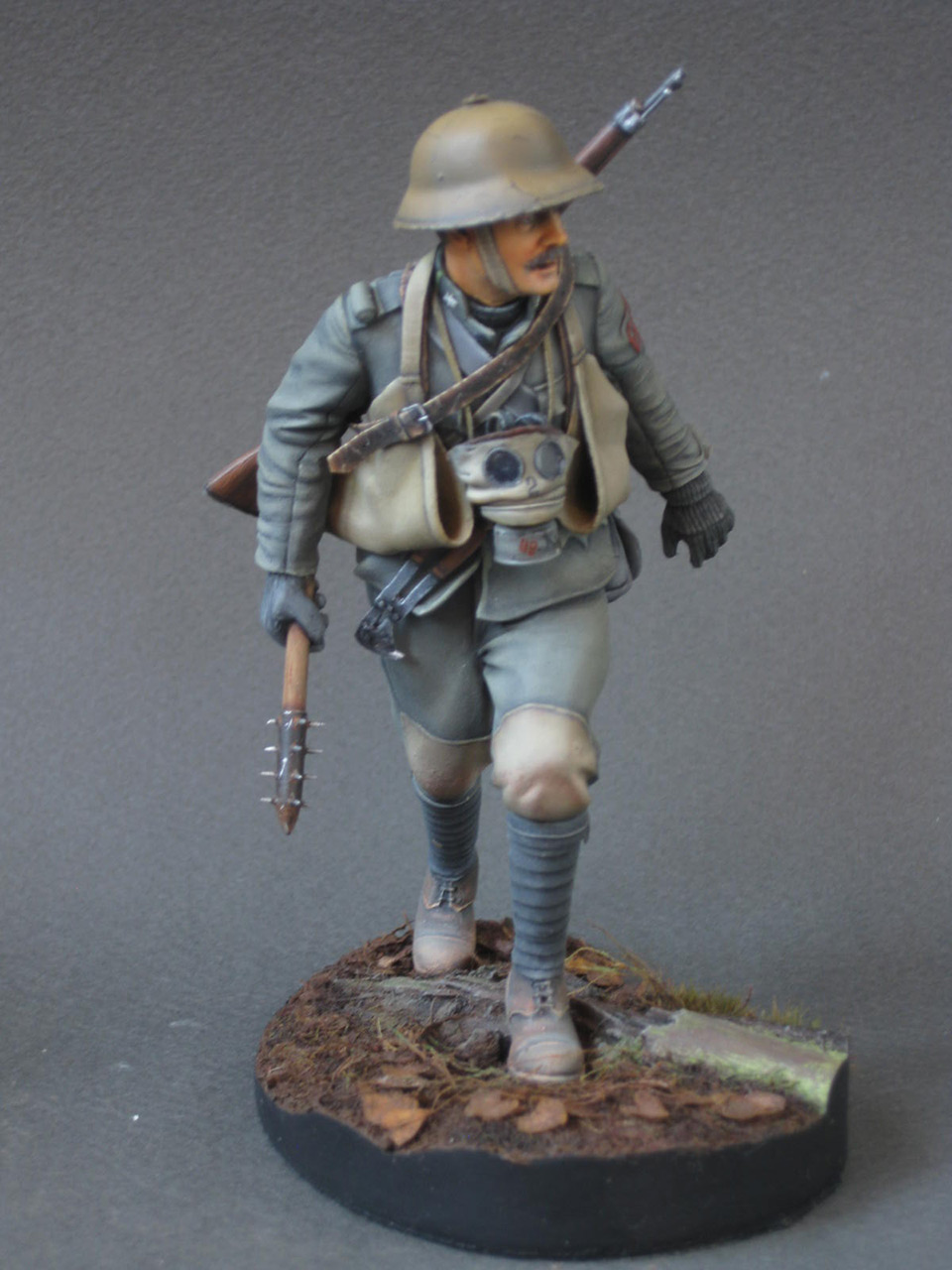 Figures: Austrian - Hungarian stormtrooper, 1917, photo #4
