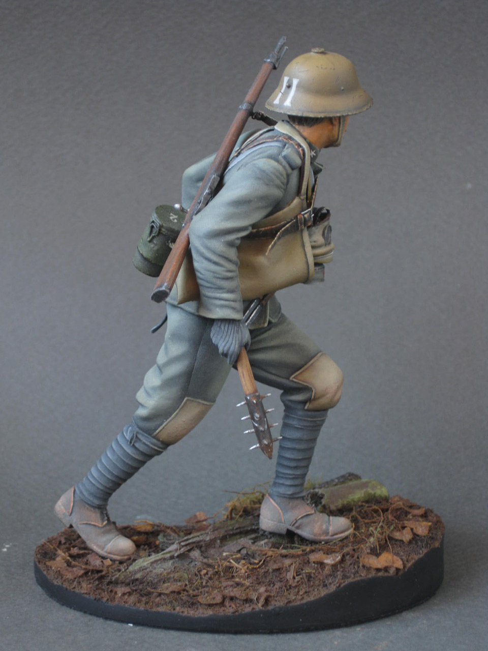 Figures: Austrian - Hungarian stormtrooper, 1917, photo #6