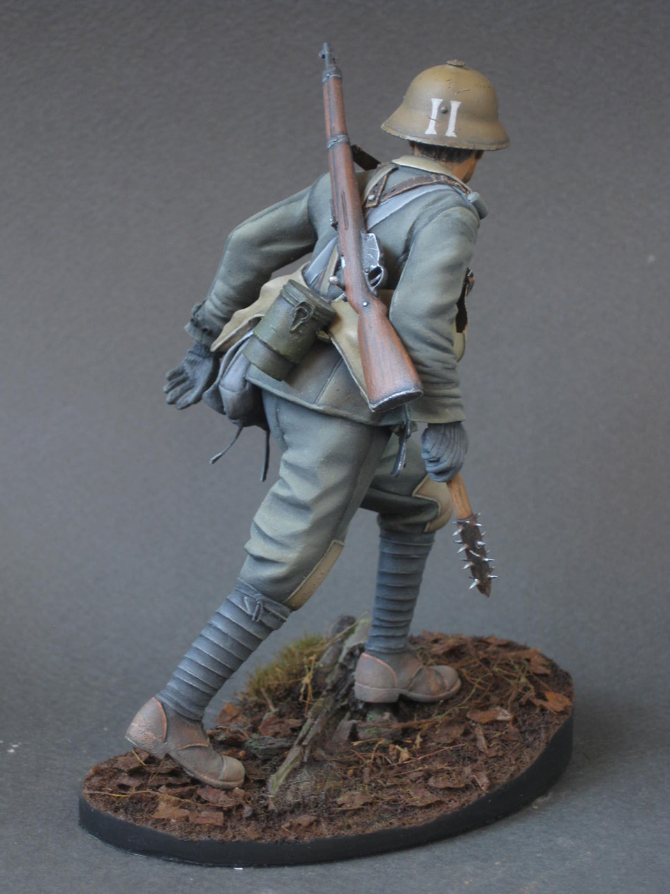Figures: Austrian - Hungarian stormtrooper, 1917, photo #7