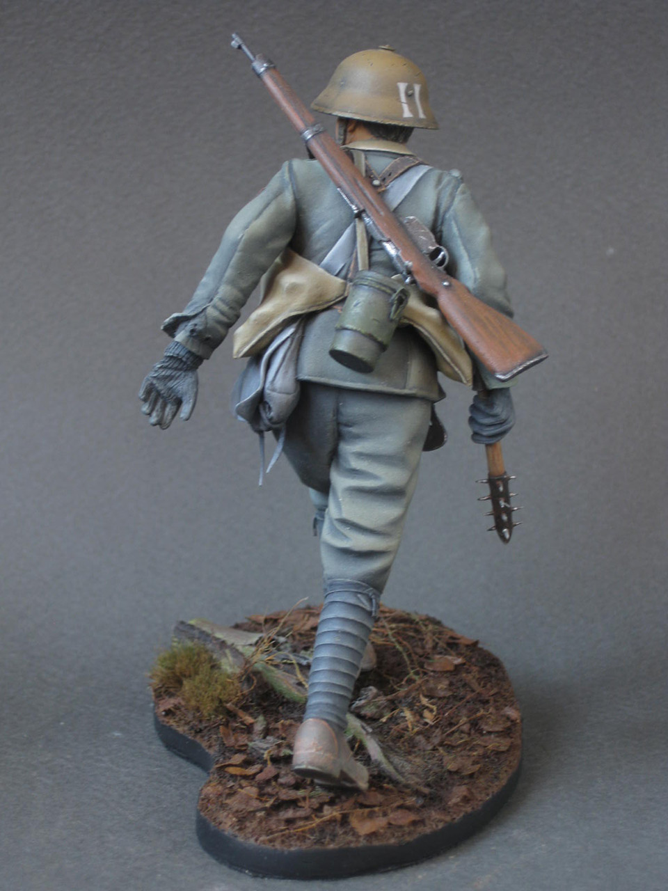 Figures: Austrian - Hungarian stormtrooper, 1917, photo #8