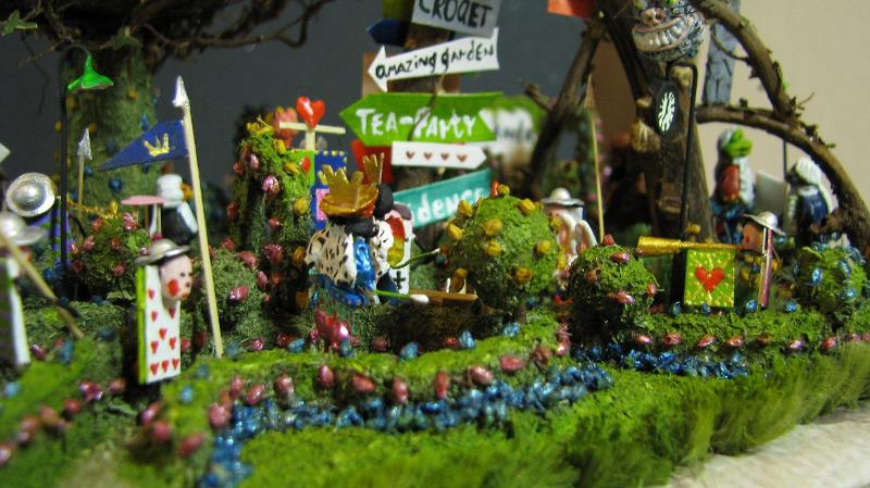 Miscellaneous: Alice's Wonder Garden, photo #17