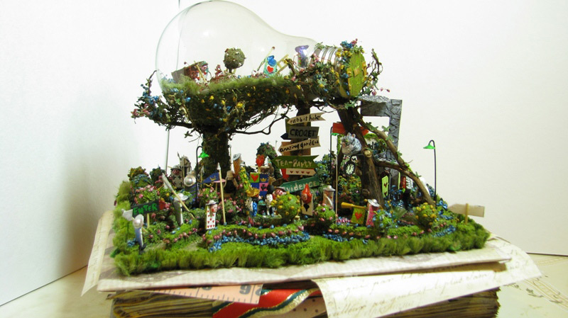 Miscellaneous: Alice's Wonder Garden, photo #5