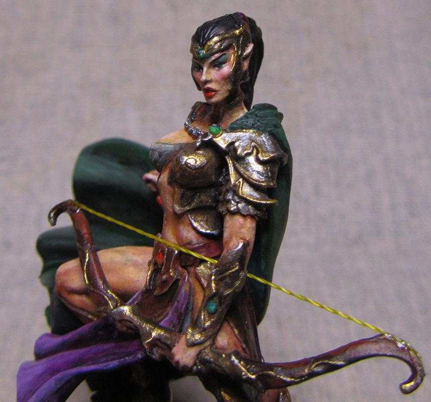 Miscellaneous: Elven girl, photo #11