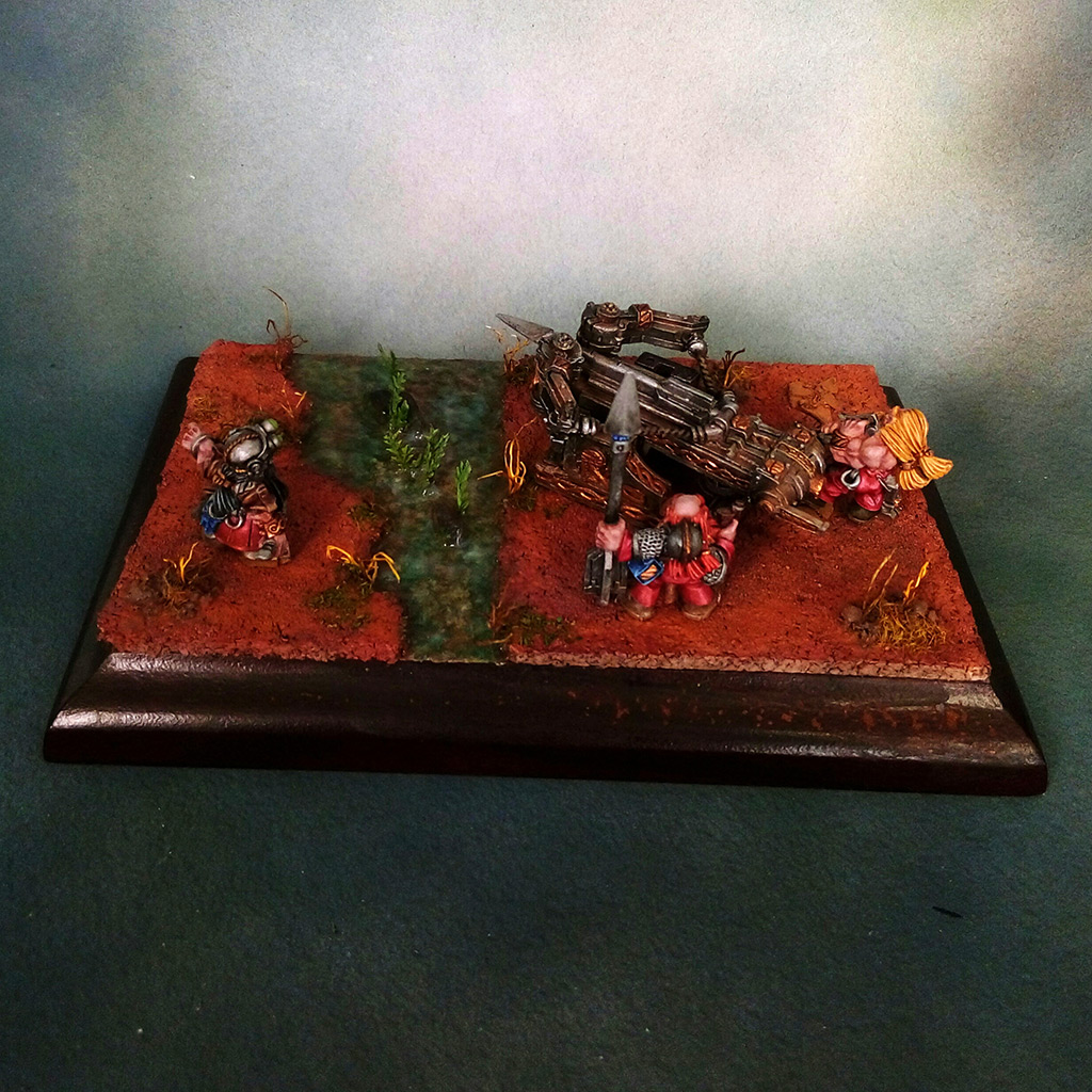 Miscellaneous: Dwarven ballista crew, photo #2