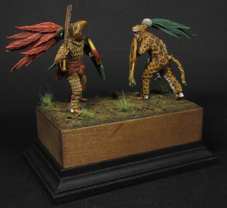 Dioramas and Vignettes: Ritual fight, photo #7