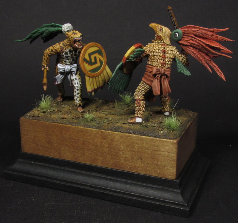 Dioramas and Vignettes: Ritual fight, photo #8