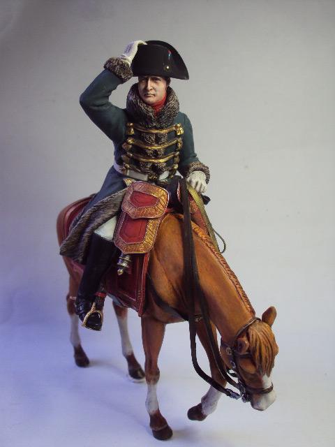 Figures: Escape of Napoleon, photo #1