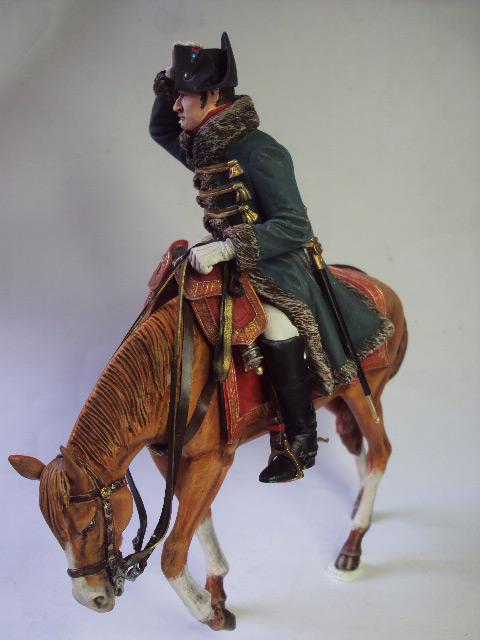 Figures: Escape of Napoleon, photo #13