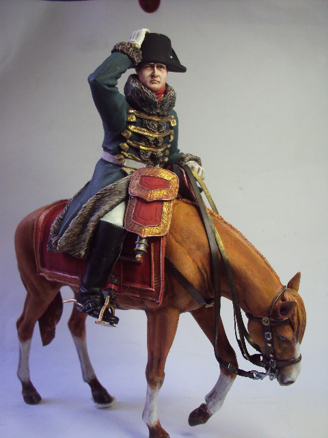 Figures: Escape of Napoleon, photo #2