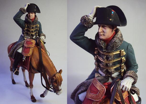Figures: Escape of Napoleon