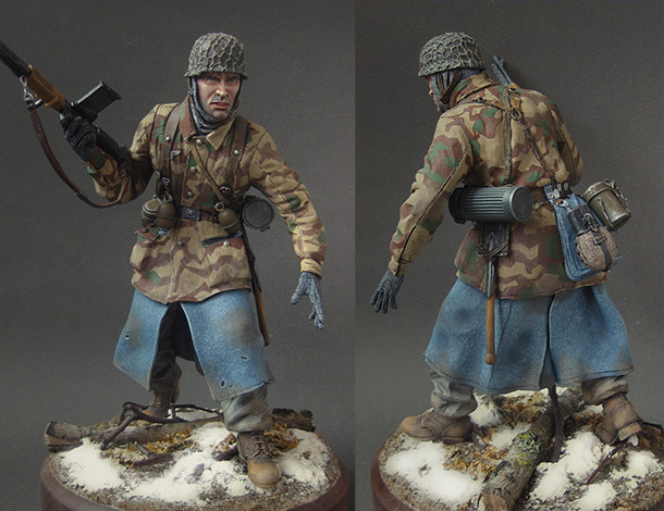 Figures: Ardennes, 1944