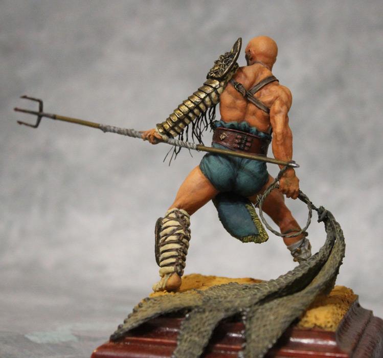Figures: Retiarius, photo #2