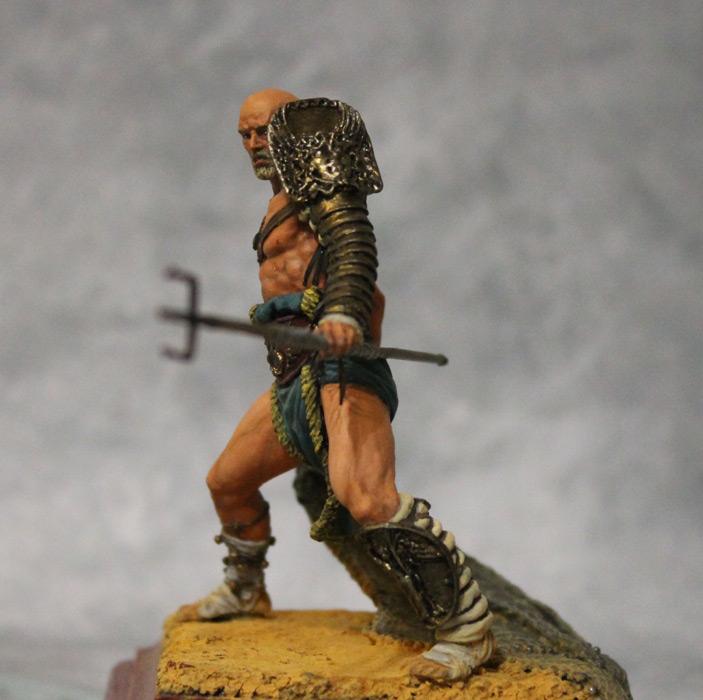 Figures: Retiarius, photo #4