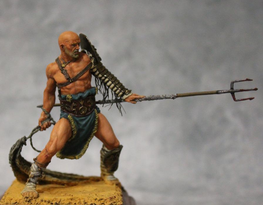 Figures: Retiarius, photo #5