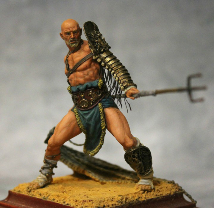 Figures: Retiarius, photo #7