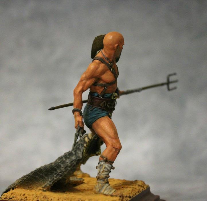 Figures: Retiarius, photo #8
