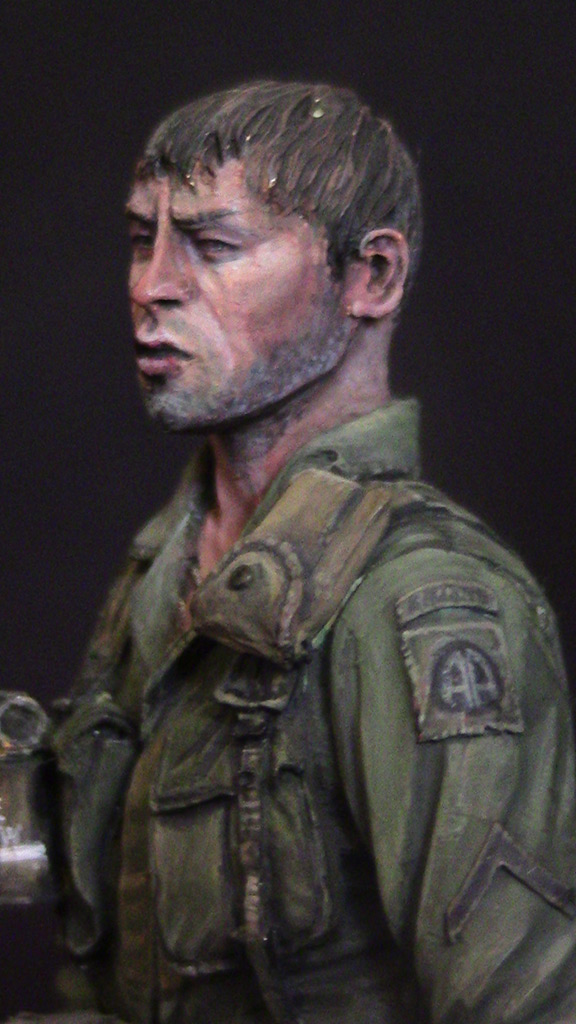 Figures: Trooper of 82nd airborne div., Vietnam, 1970, photo #8