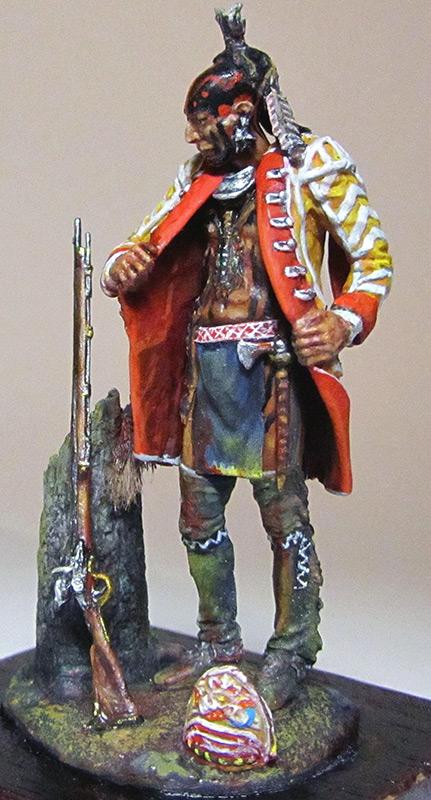 Figures: Iroquois, photo #6