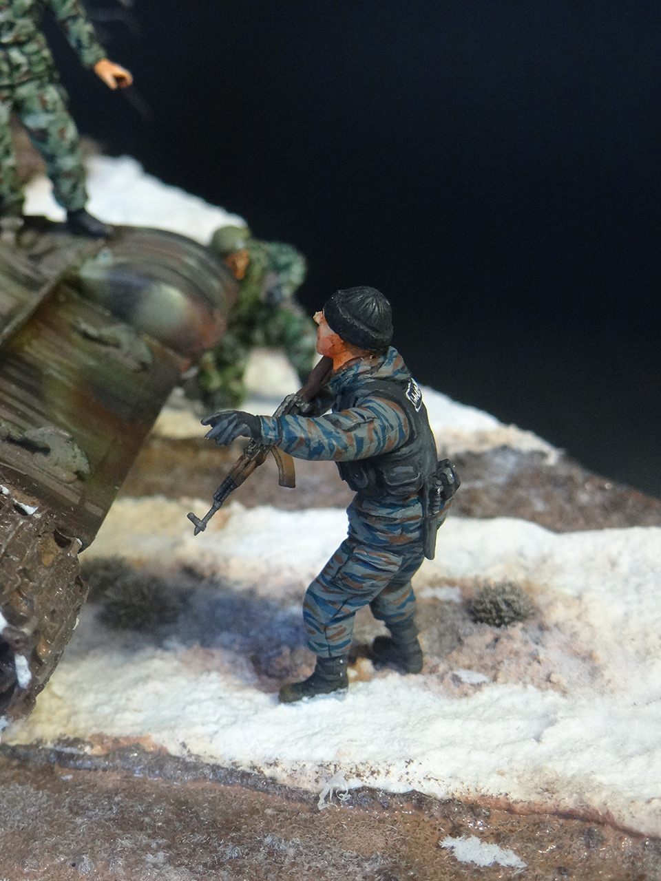 Dioramas and Vignettes: T-55A, photo #9