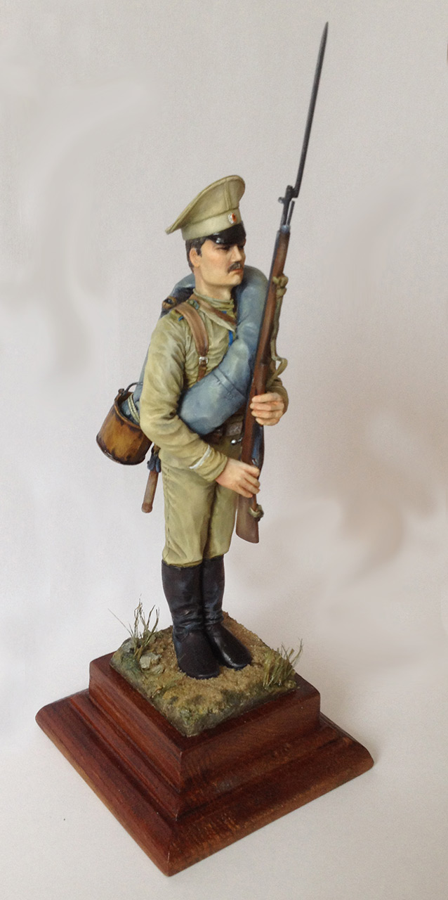 Figures: Private, Leib Guard Semyonovsky regt., photo #1