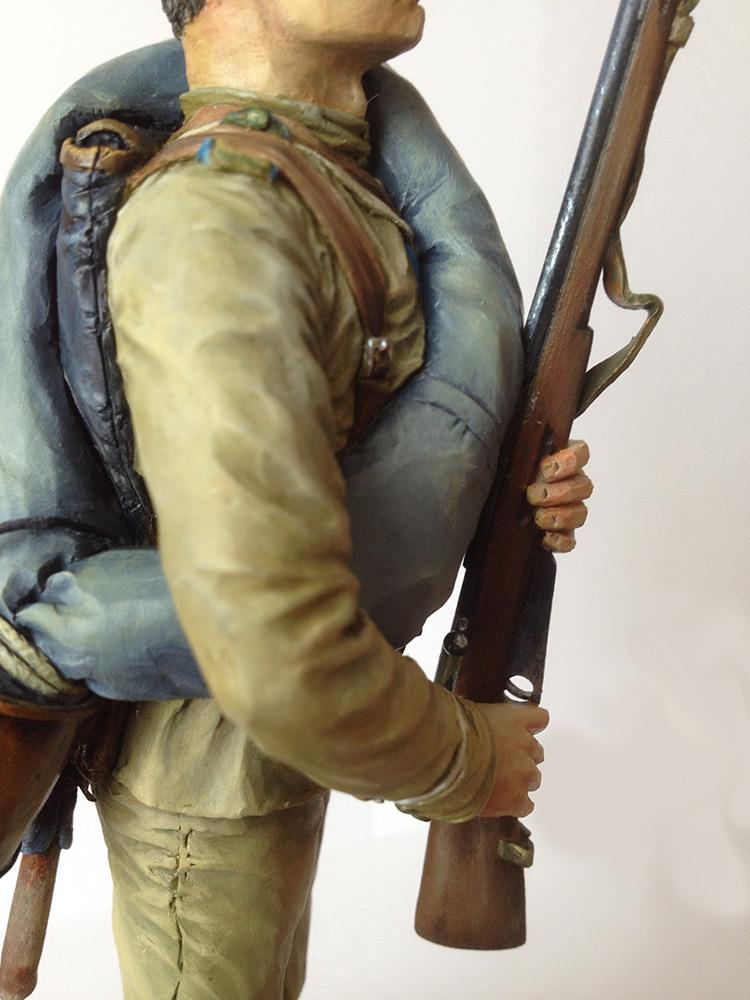 Figures: Private, Leib Guard Semyonovsky regt., photo #12