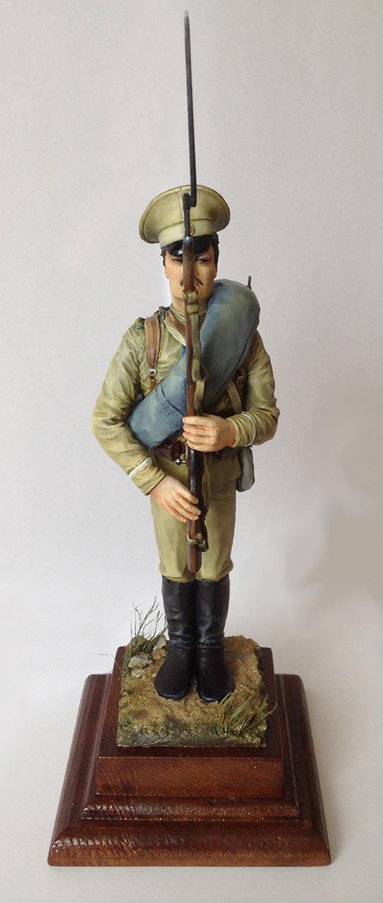 Figures: Private, Leib Guard Semyonovsky regt., photo #2