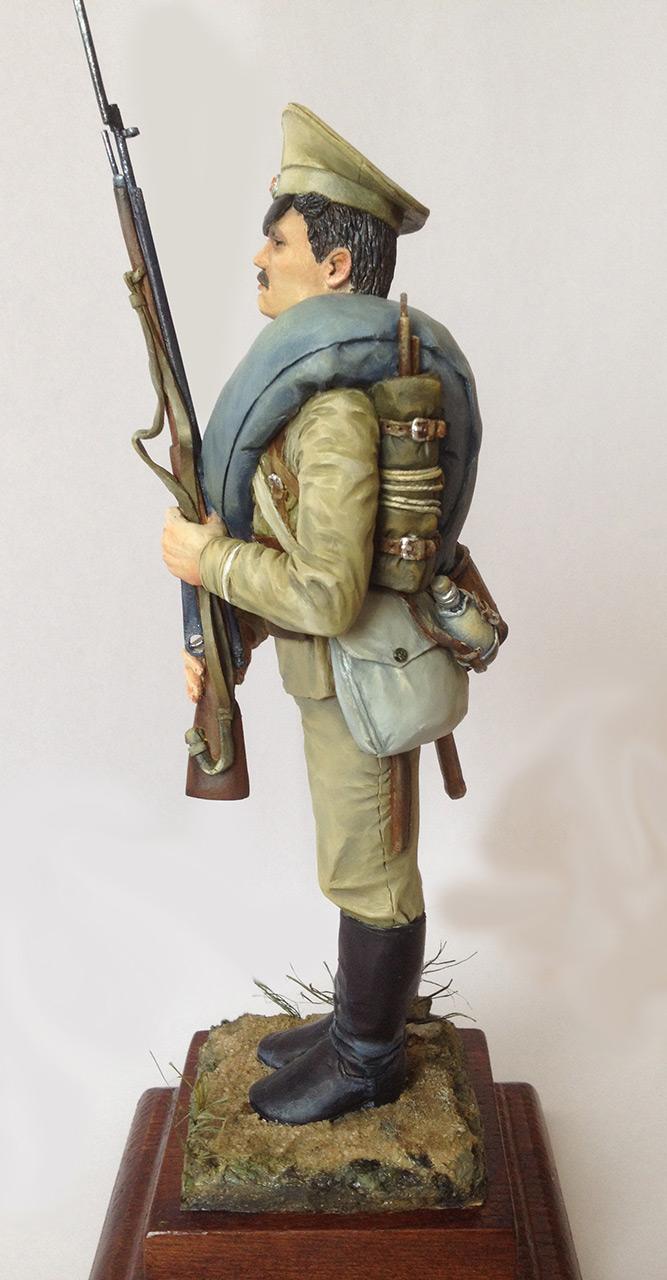 Figures: Private, Leib Guard Semyonovsky regt., photo #4