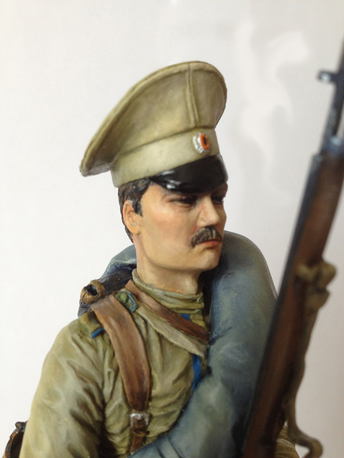 Figures: Private, Leib Guard Semyonovsky regt., photo #9
