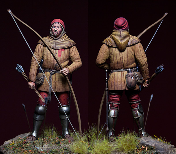 Figures: English archer