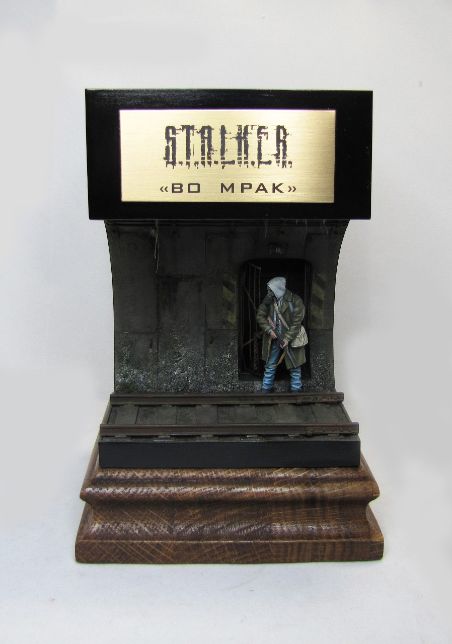 Dioramas and Vignettes: To the darkness, photo #3