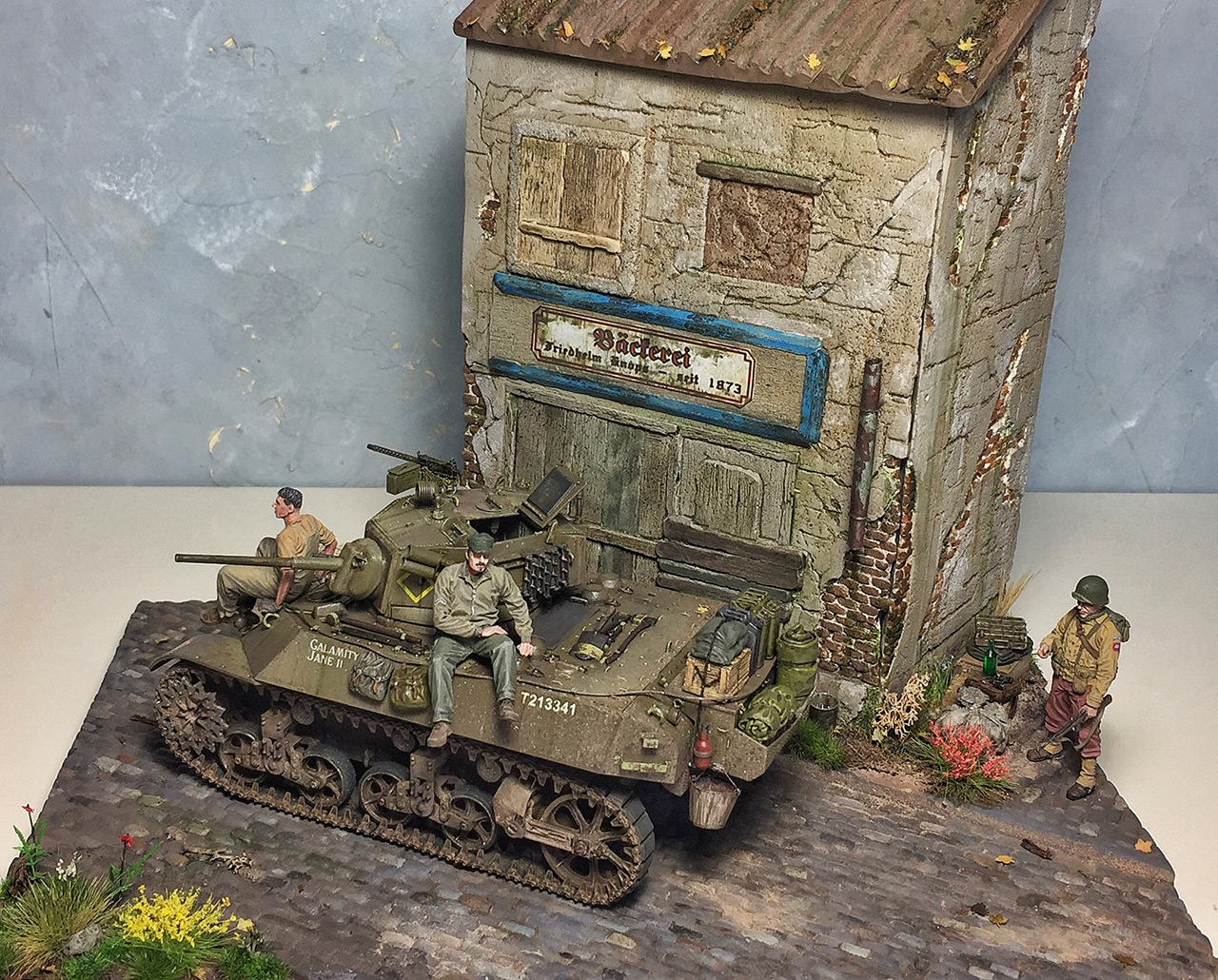 Dioramas and Vignettes: Germany 1945, photo #1