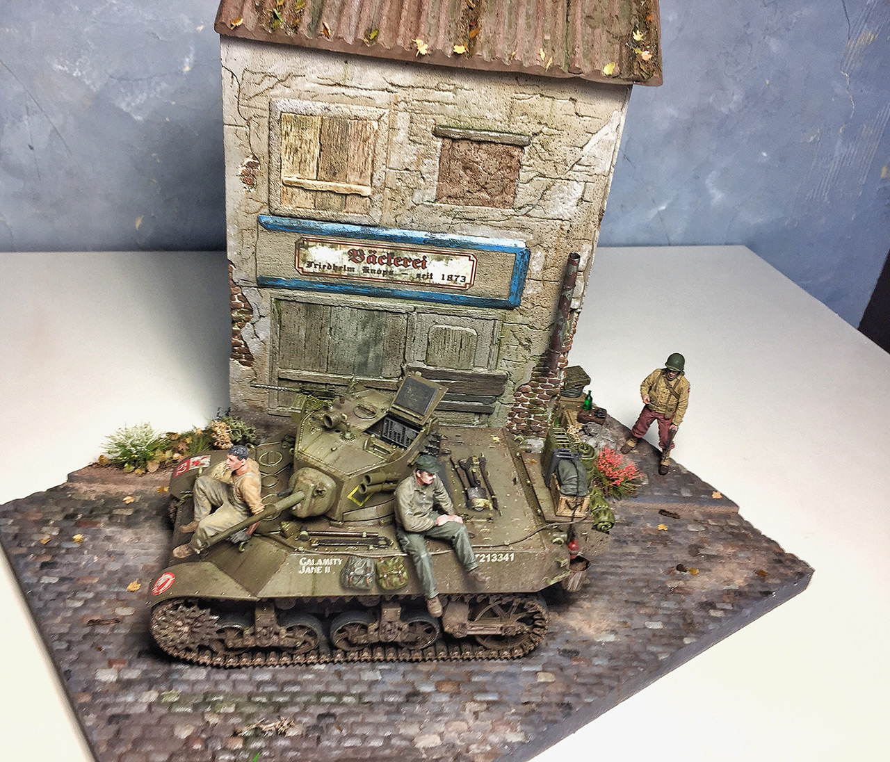 Dioramas and Vignettes: Germany 1945, photo #10