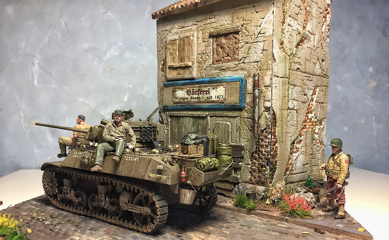 Dioramas and Vignettes: Germany 1945, photo #11