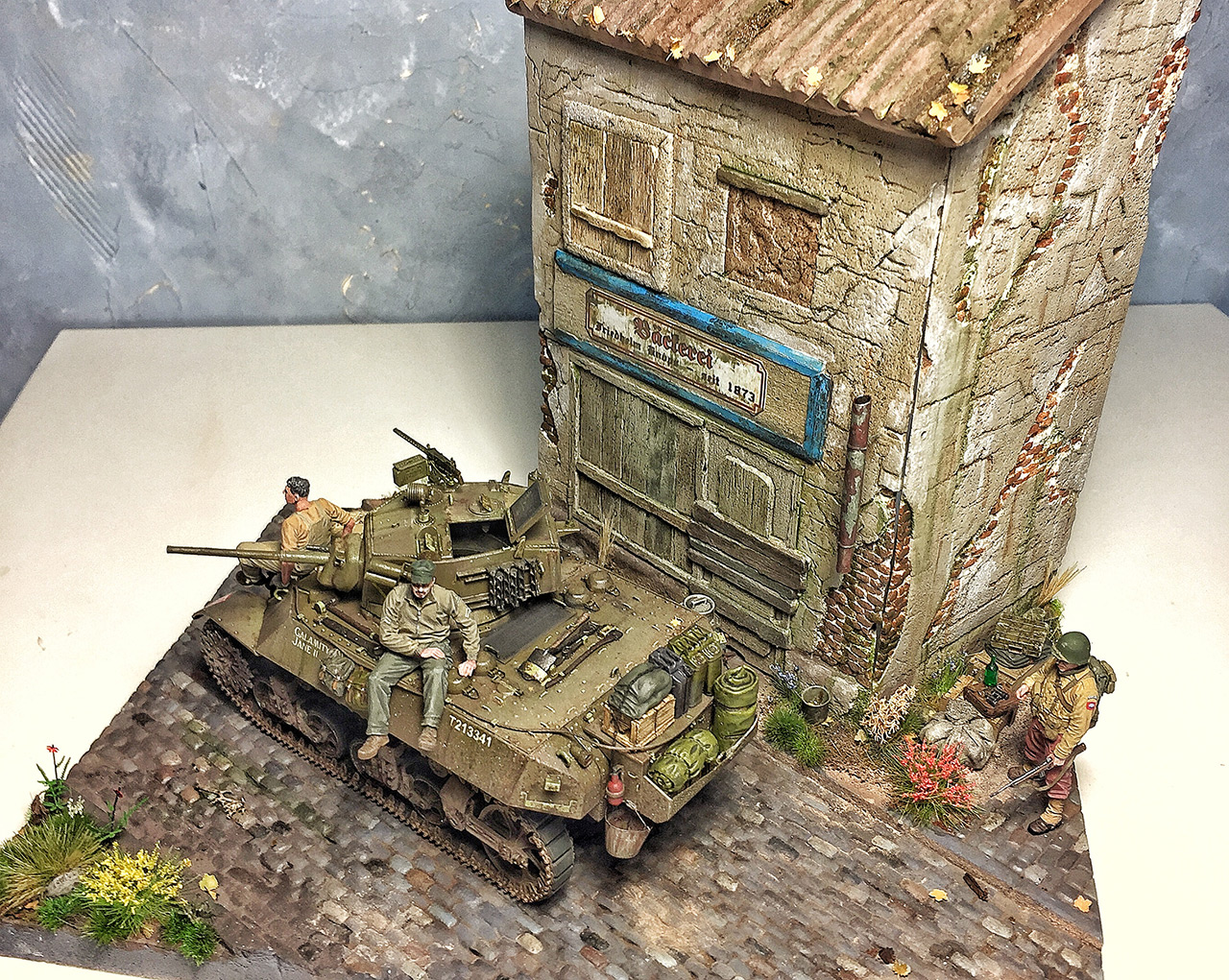 Dioramas and Vignettes: Germany 1945, photo #12