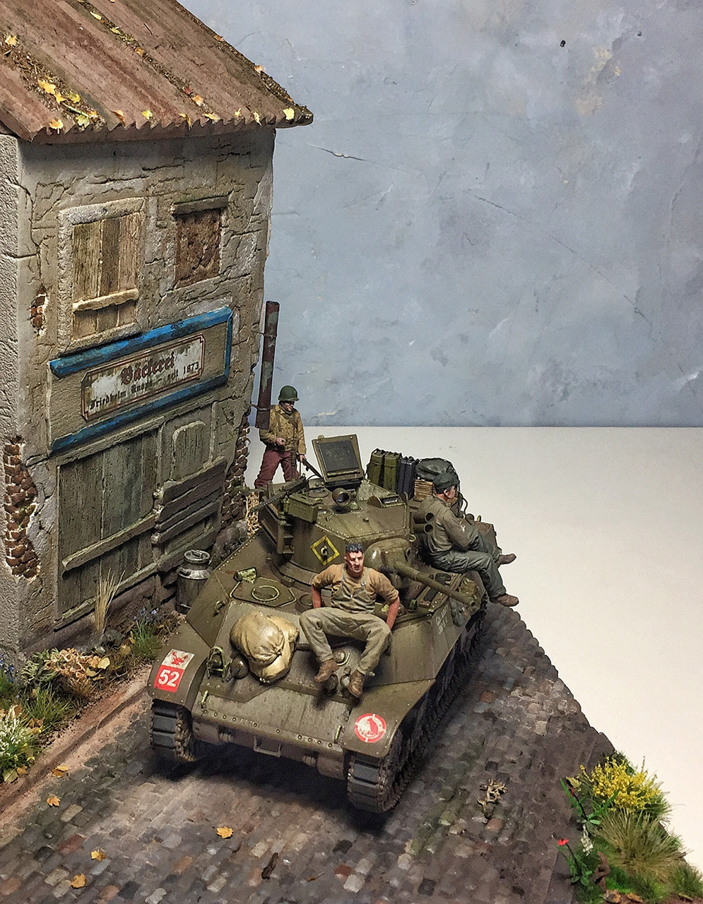 Dioramas and Vignettes: Germany 1945, photo #2