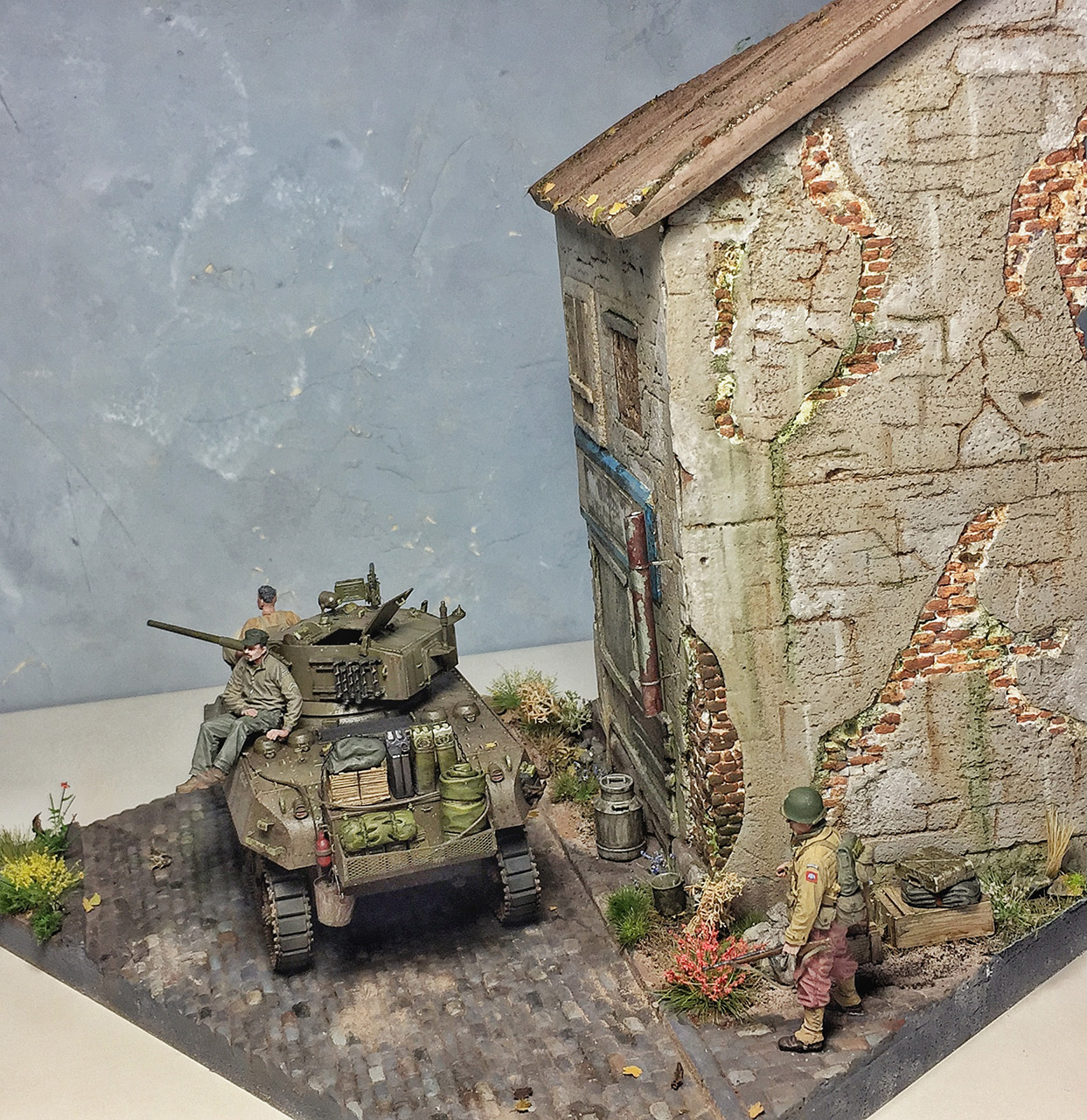 Dioramas and Vignettes: Germany 1945, photo #3